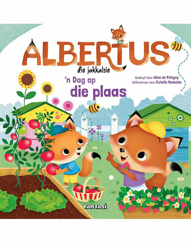 Albertus die Jakkalsie 3: 'n Dag op die plaas