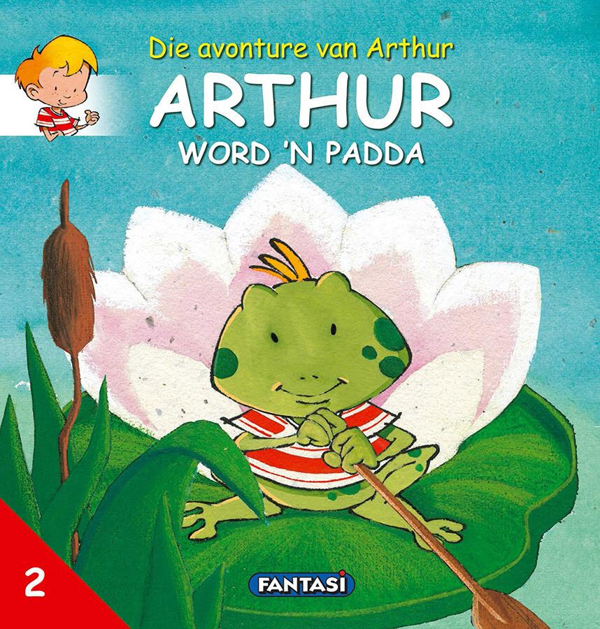 ARTHUR 2 - ARTHUR WORD 'N PADDA