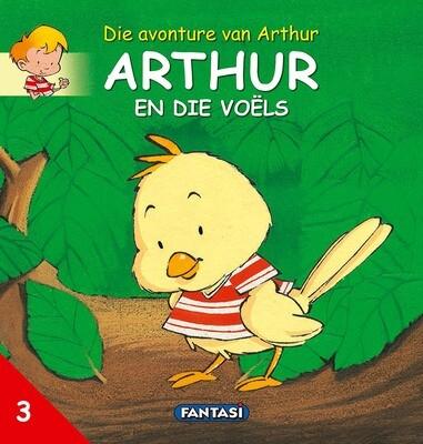 ARTHUR 3 - ARTHUR EN DIE VOELS