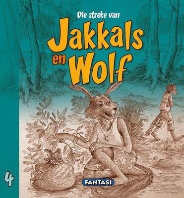 DIE STREKE VAN JAKKALS EN WOLF BOEK 4