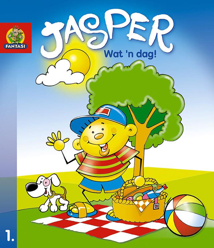 JASPER-REEKS: 1 WAT 'N DAG!