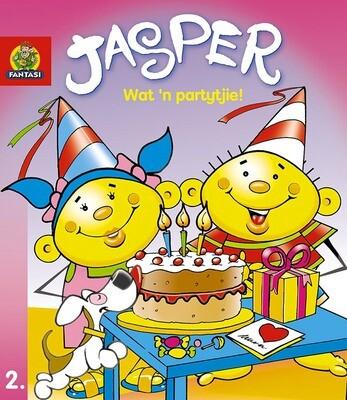 JASPER-REEKS: 2 WAT 'N PARTYTJIE!