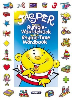 JASPER'S RHYME-TIME WORDBOOK AFRIKAANS/ENGLISH