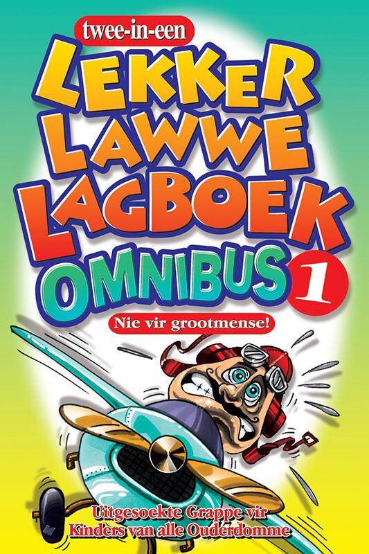 LEKKER LAWWE LAGBOEK OMNIBUS 1