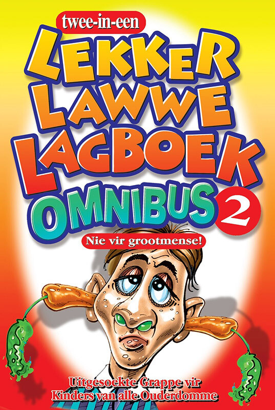 LEKKER LAWWE LAGBOEK OMNIBUS 2