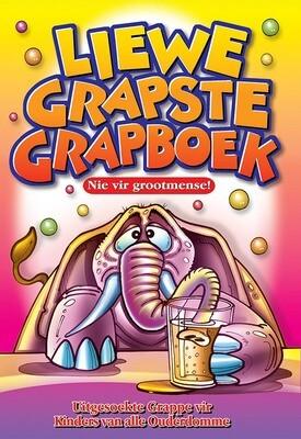 LIEWE GRAPSTE GRAPBOEK 1
