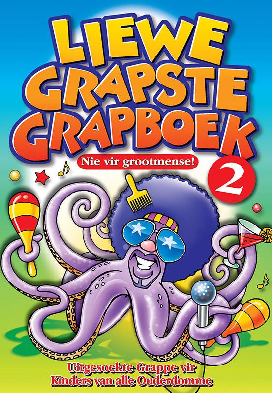 LIEWE GRAPSTE GRAPBOEK 2