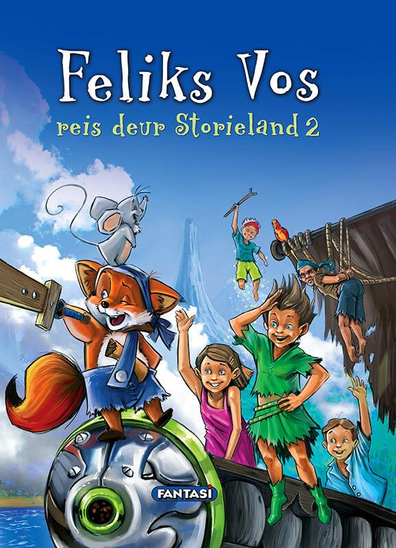 FELIKS VOS REIS DEUR STORIELAND 2