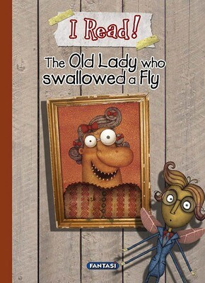 I READ! THE OLD LADY AND THE FLY