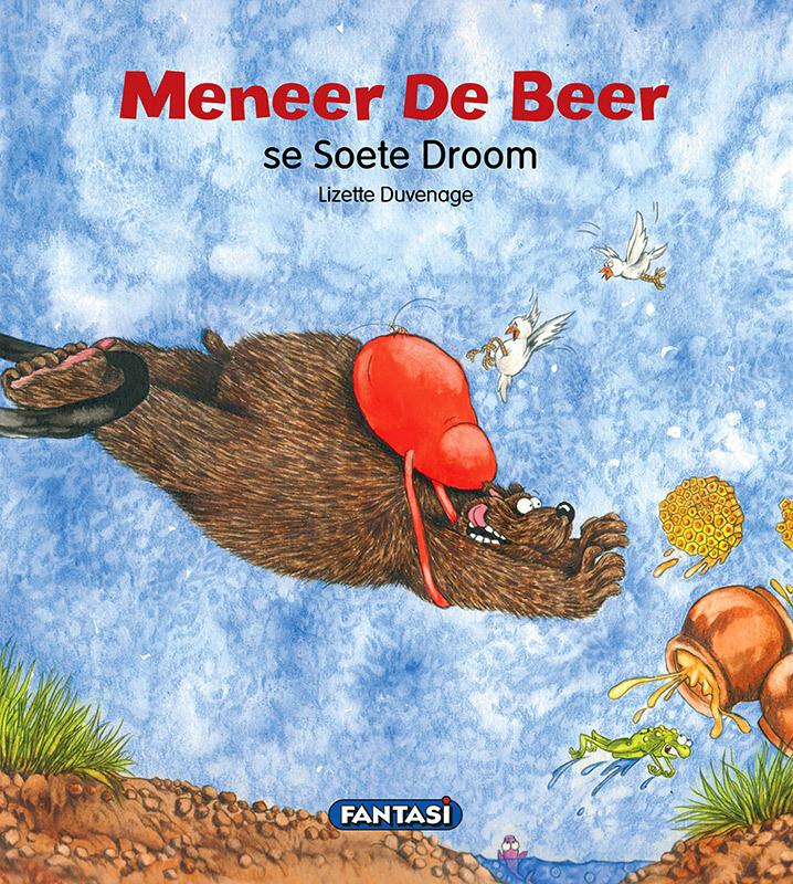 MNR. DE BEER SE SOETE DROOM