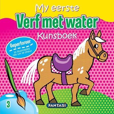 MY EERSTE KUNSBOEK – VERF MET WATER 3