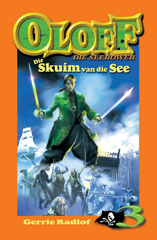 OLOFF 3 - DIE SKUIM VAN DIE SEE