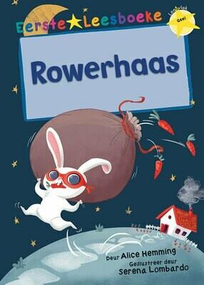 EERSTE LEESBOEKE: ROWERHAAS
