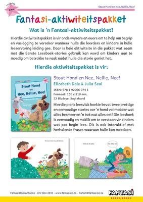 Aktiwiteitspakket - Stout Hond en Nee, Nellie, Nee! - Gratis