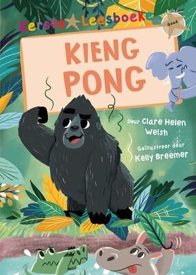 EERSTE LEESBOEKE: Kieng Pong