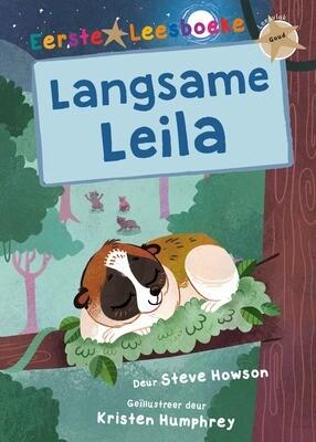 EERSTE LEESBOEKE: Langsame Leila