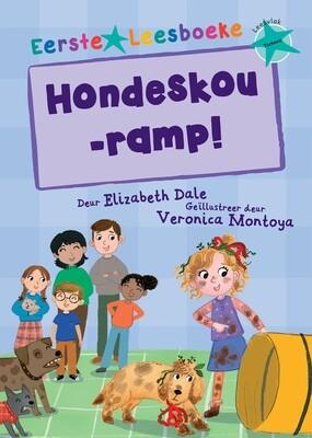 EERSTE LEESBOEKE: Hondeskou-ramp