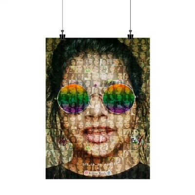 Personalised Photo Mosaic (ONLY POSTER)