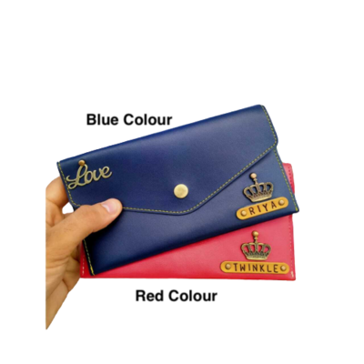 Customized Minimal Clutch for women | Personalised Gift