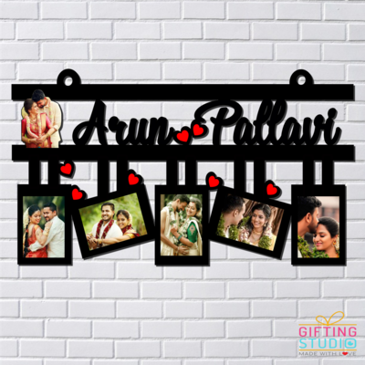 Personalised Name Photo Frame - Best Couple Photo Frames