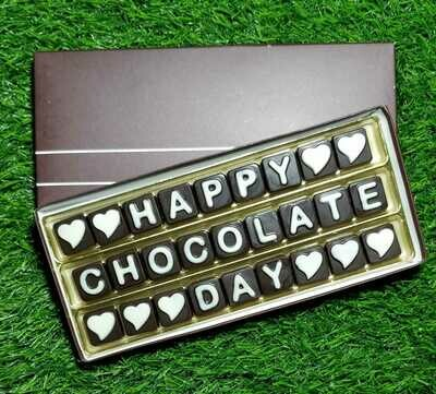 Chocolate With Message Inside | Valentine's Day Chocolate Gifts