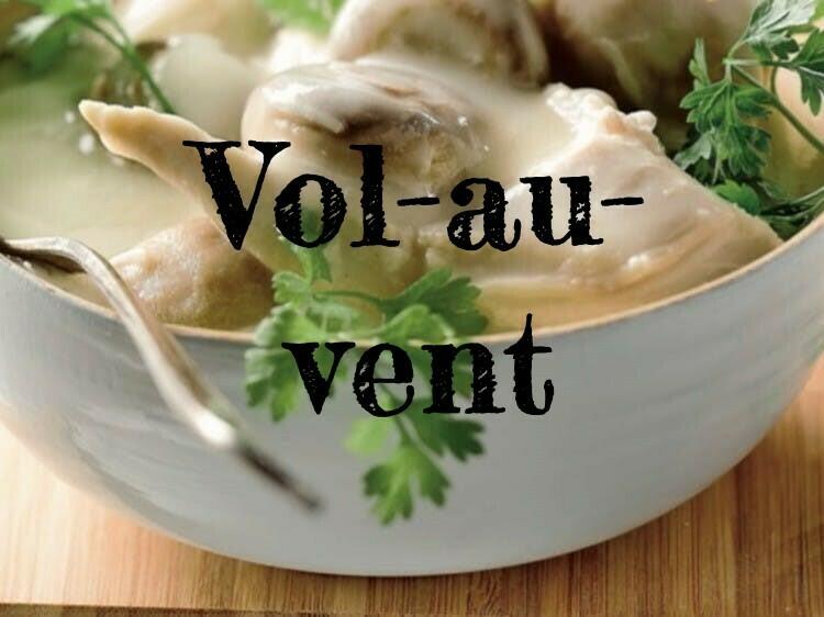 Vol-au-vent - Af te halen op: woe 14/04, do 15/04, vrij 16/04 en zat 17/04
