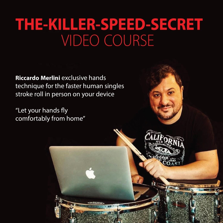 VIDEO LESSON: The-Killer-Speed-Secret Vol. 1
