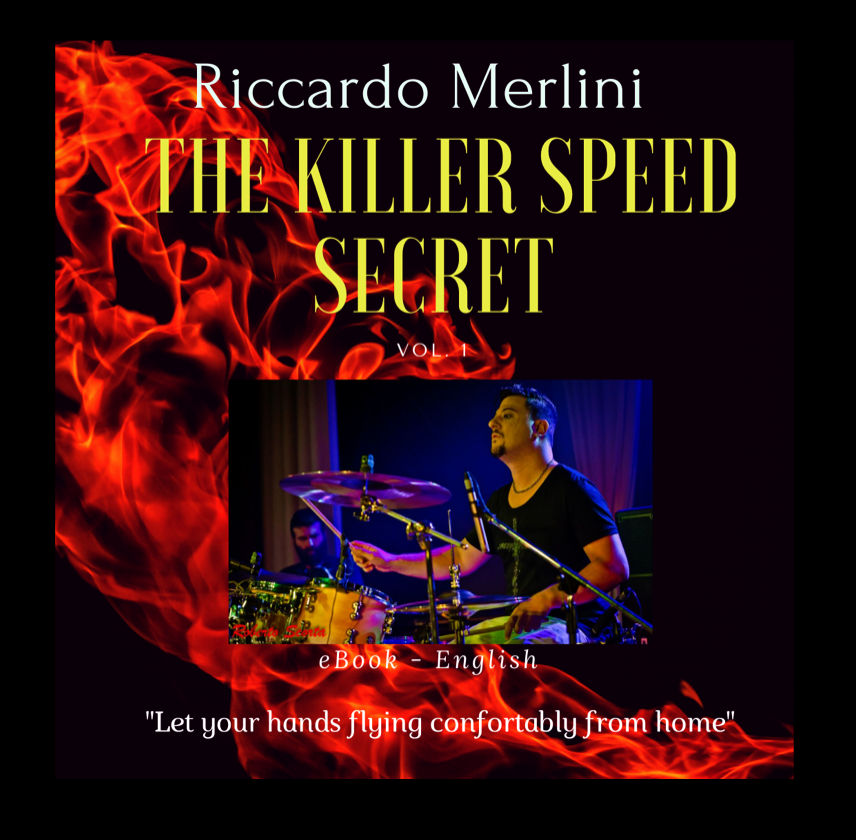 "eBOOK ""The Killer Speed Secret Vol. 1"" (English)"
