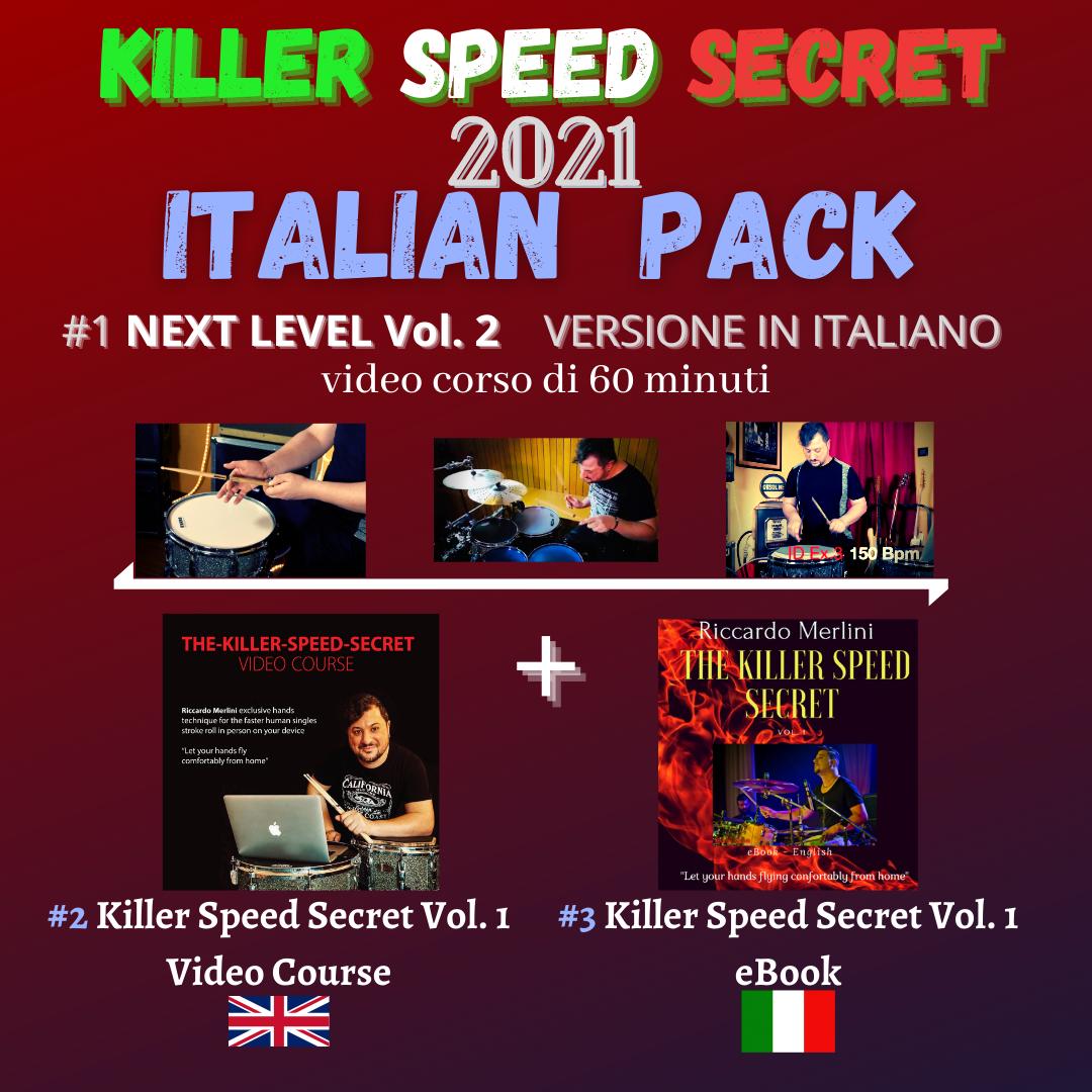 NEXT LEVEL Vol. 2 ITALIANO + K.S.S. Vol. 1 + eBook