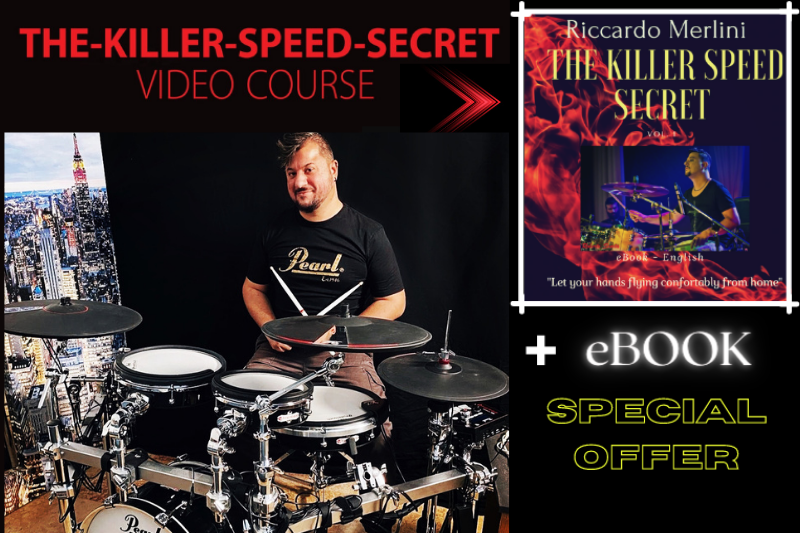 The Killer Speed Secret Vol. 1  VIDEO + eBOOK