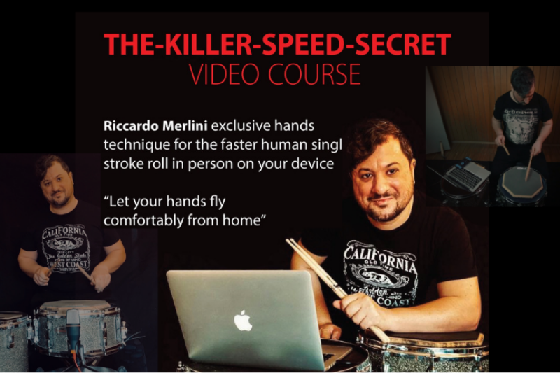 Killer Speed Secret Vol. 1 - Video Course
