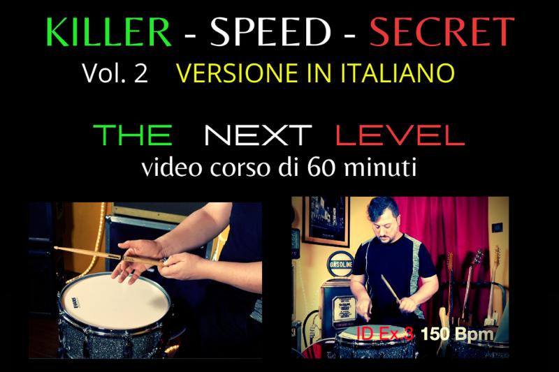 NEXT LEVEL Vol. 2 - Video Corso