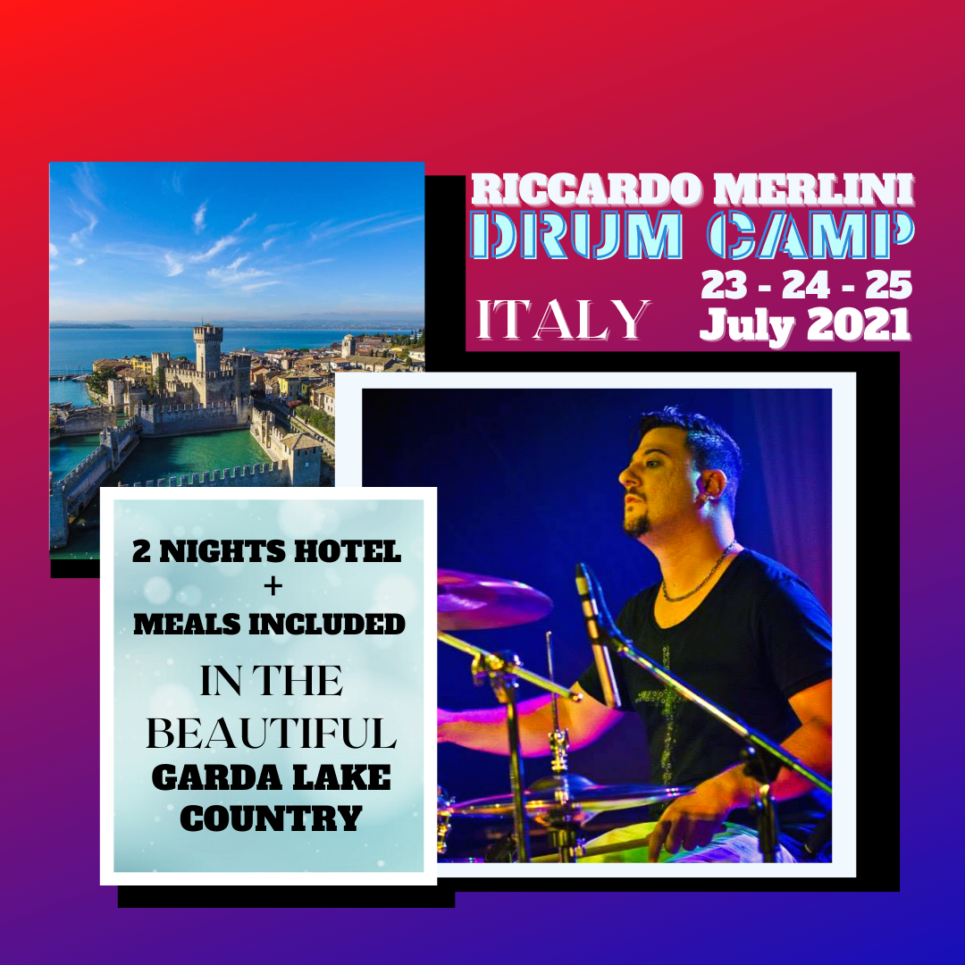 ITALY - DRUMCAMP July 2021