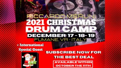 R.M. DRUMCAMP - December 2021