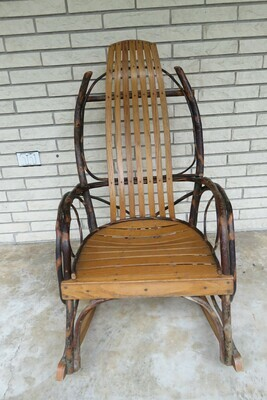 Rustic Farmhouse Rocker