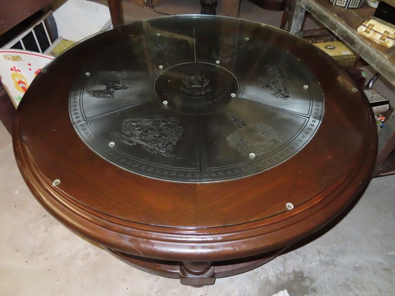 Bicentennial Round Coffee Table