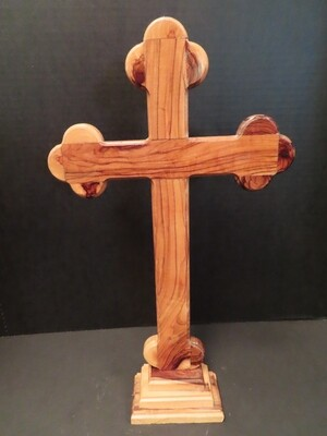 Wooden Cross From Jerusalem