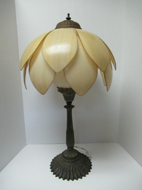 Underwriters Laboratory Portable Lamp