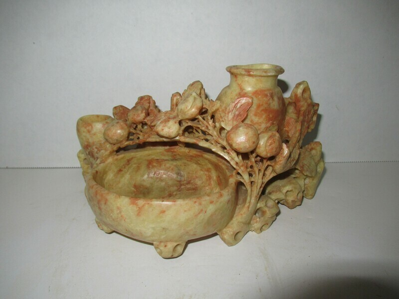Hand Carved Soap Stone