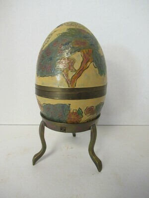 Brass Egg Made in India