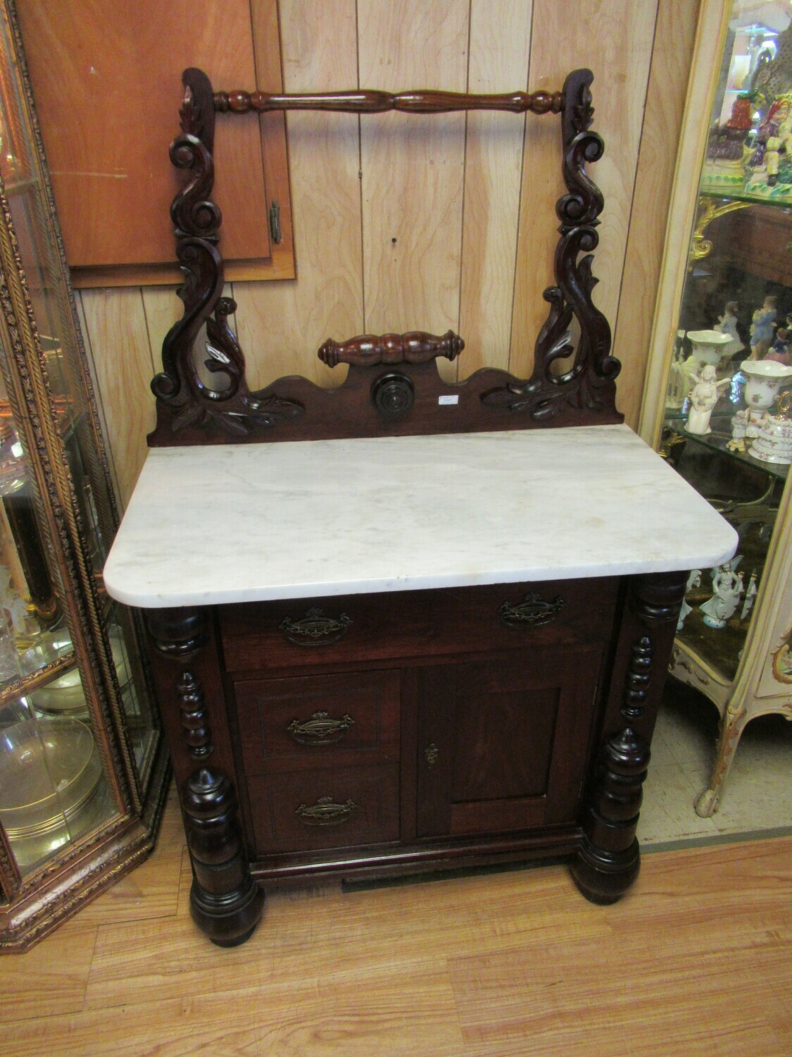 Black Forest Wash Stand