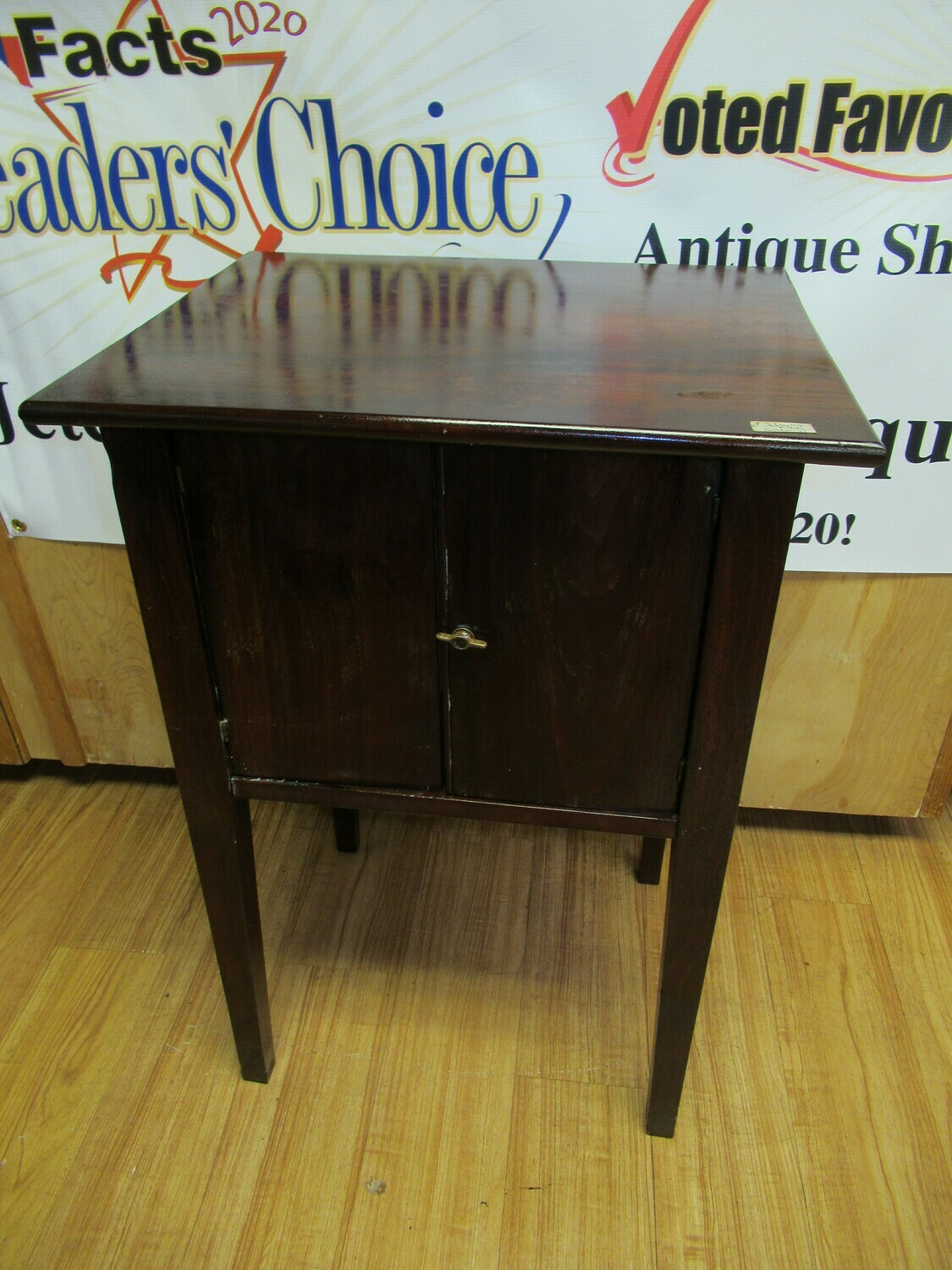 Mid 1800's Chamber Cabinet