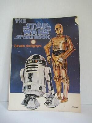 Star Wars Storybook 1978