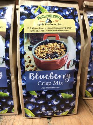 Blueberry Crisp Mix