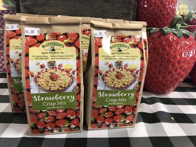 Strawberry Crisp Mix
