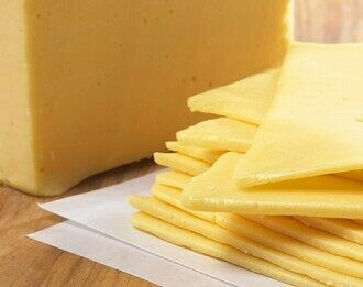 Yellow American Cheese 1Lb Slices