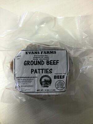ONLINE - Beef Patties-$6.90 Lb