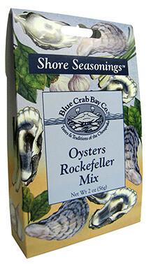 Oysters Rockefeller Mix