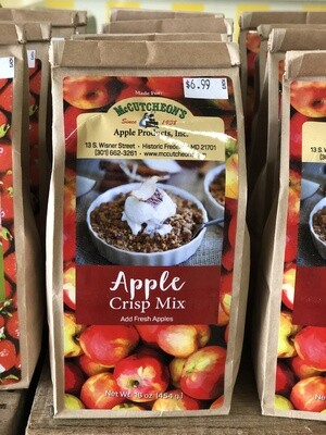 Apple Crisp Mix