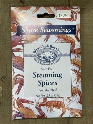 Steaming Spices Packet